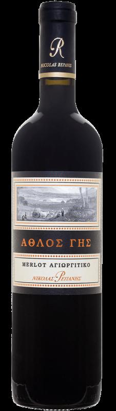 athlos-gis-merlot-agiorgitiko-wine