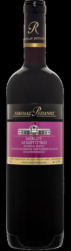 merlot-agiorgitiko-wine
