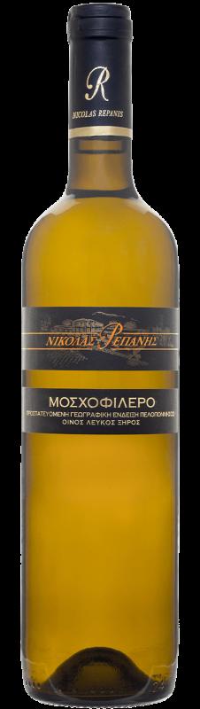 mosxofilero-repanis-wine